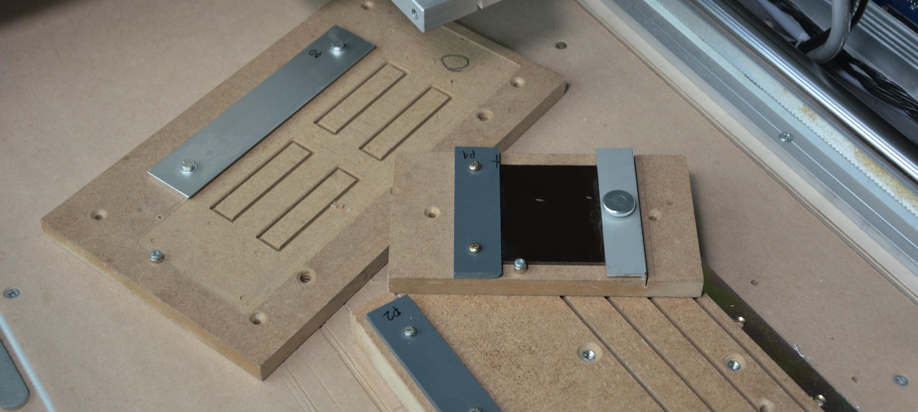 Sehr Spannmittel für die CNC-Fräse | Make Magazin | Heise Magazine IY69