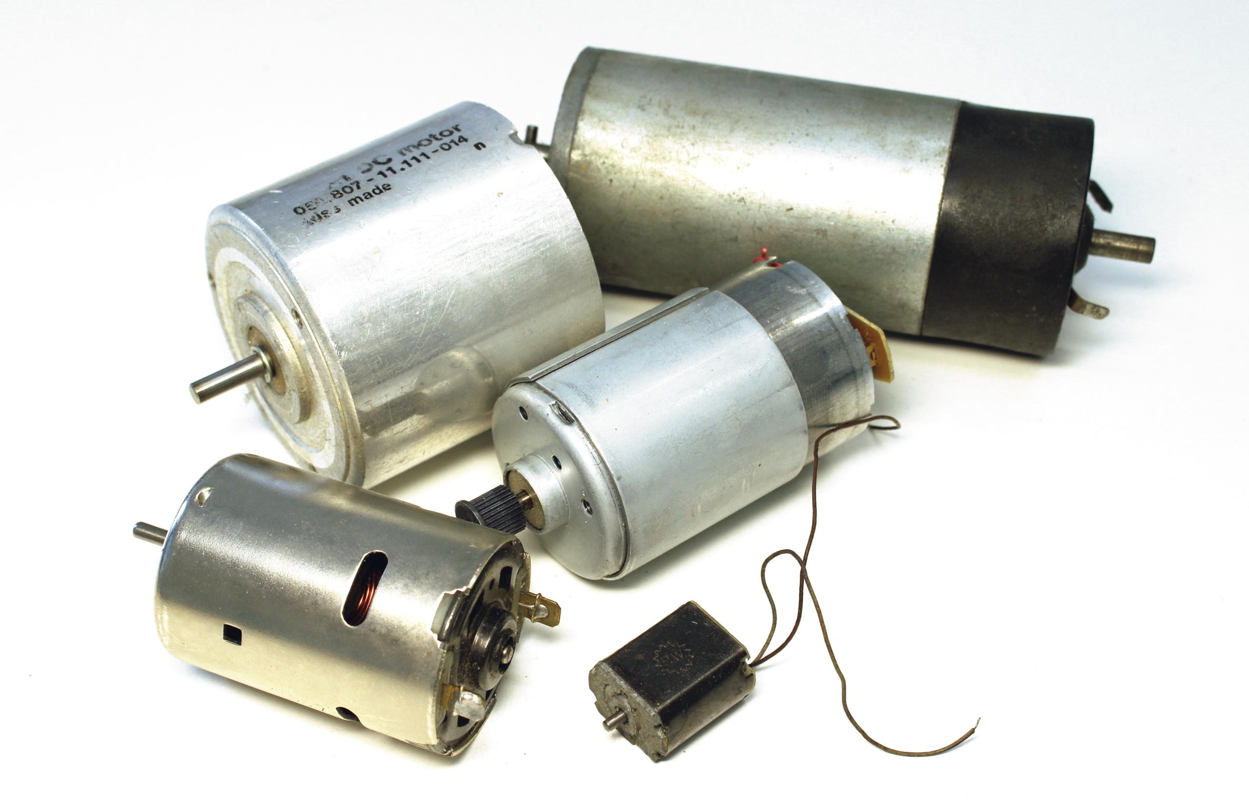 Motoren und Antriebe | Make Magazin | Heise Select