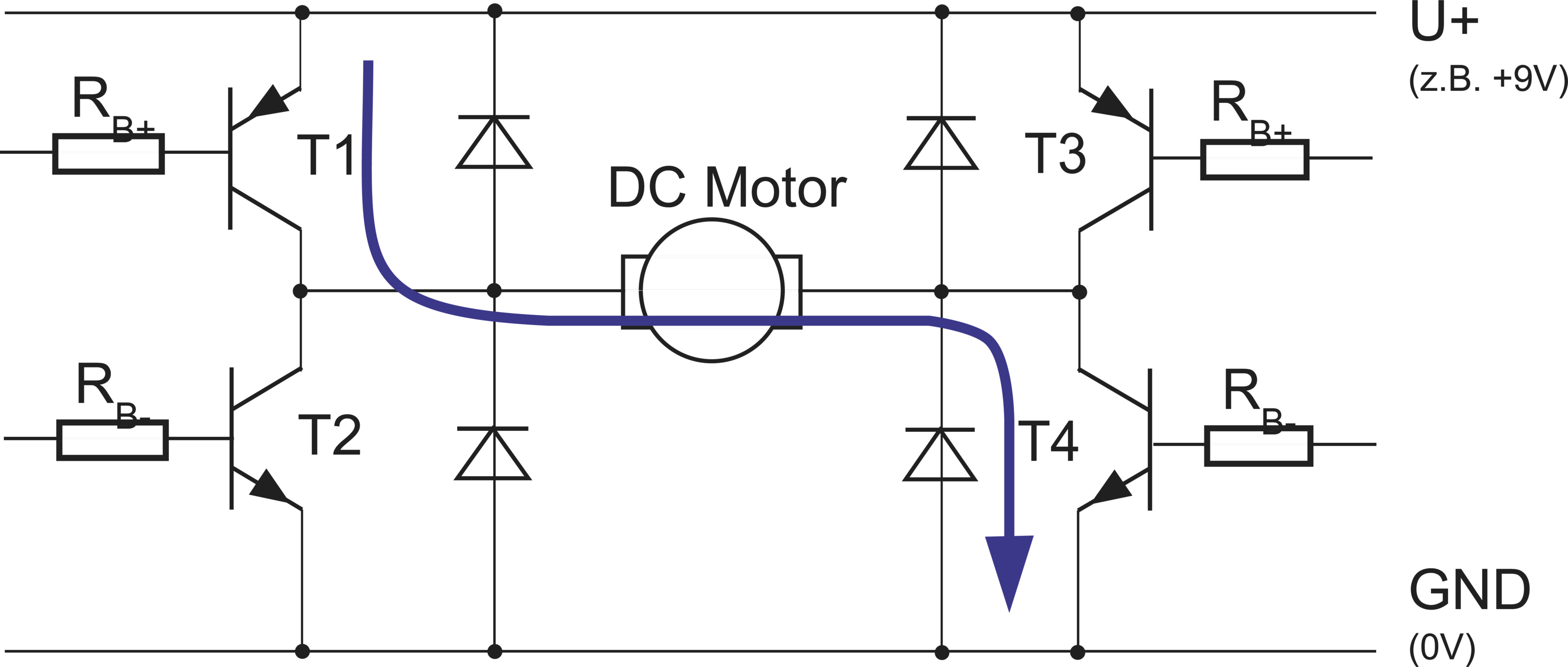 capacitor start run motor diagram