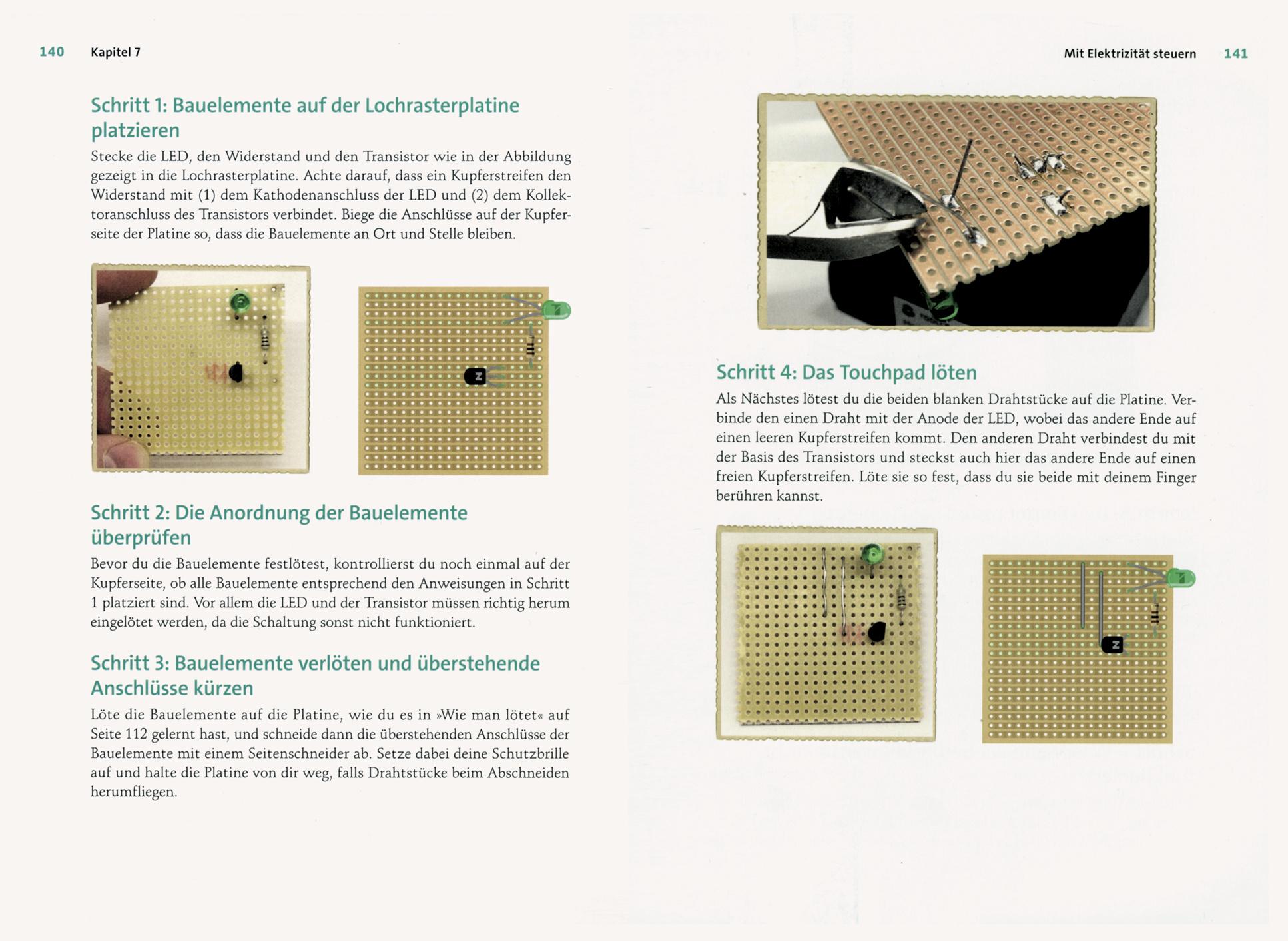 Nett Draht Bücher Schreiben Ideen - Der Schaltplan - triangre.info