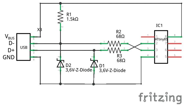 USB für AVR-Mikrocontroller | Make Magazin | Heise Select