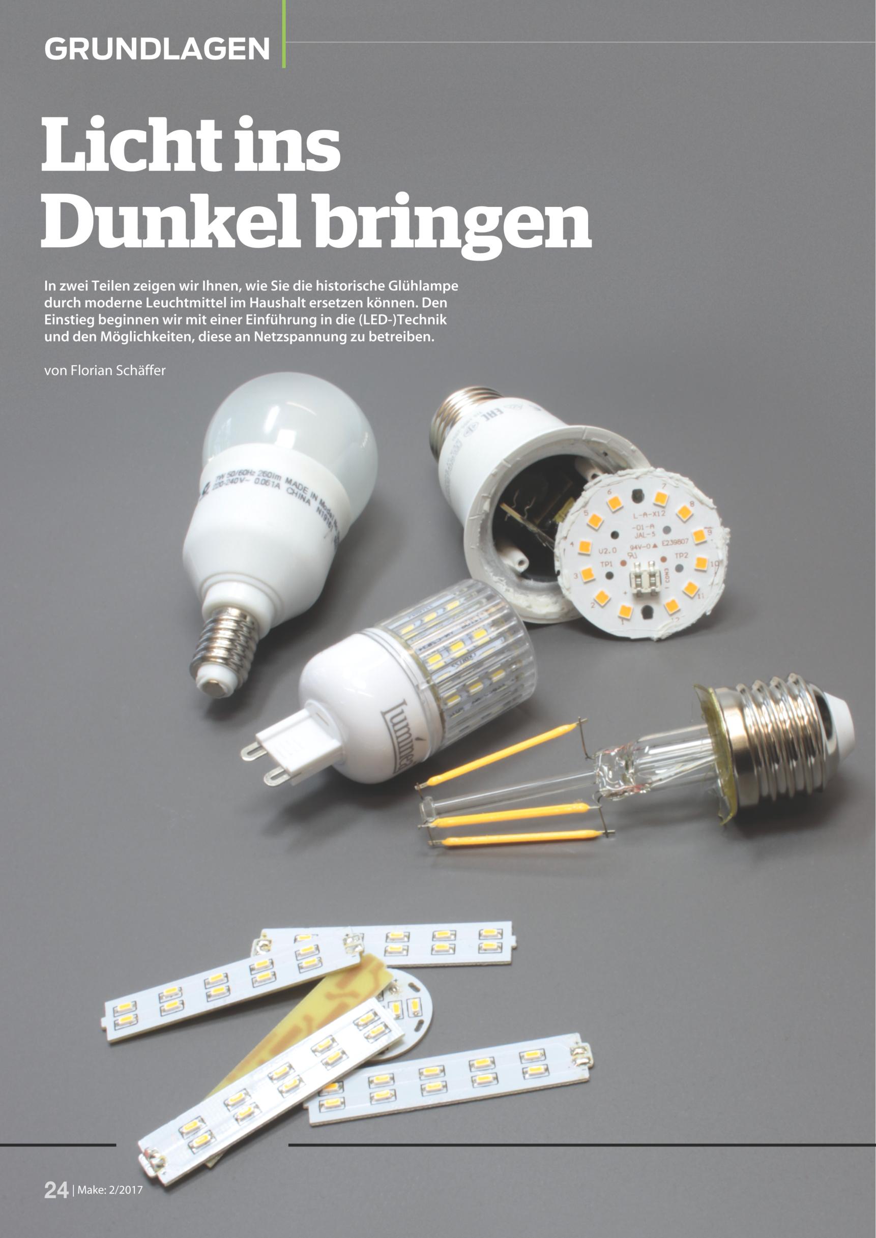 Neues Leben für alte Computermonitore | Make Magazin | Heise Select