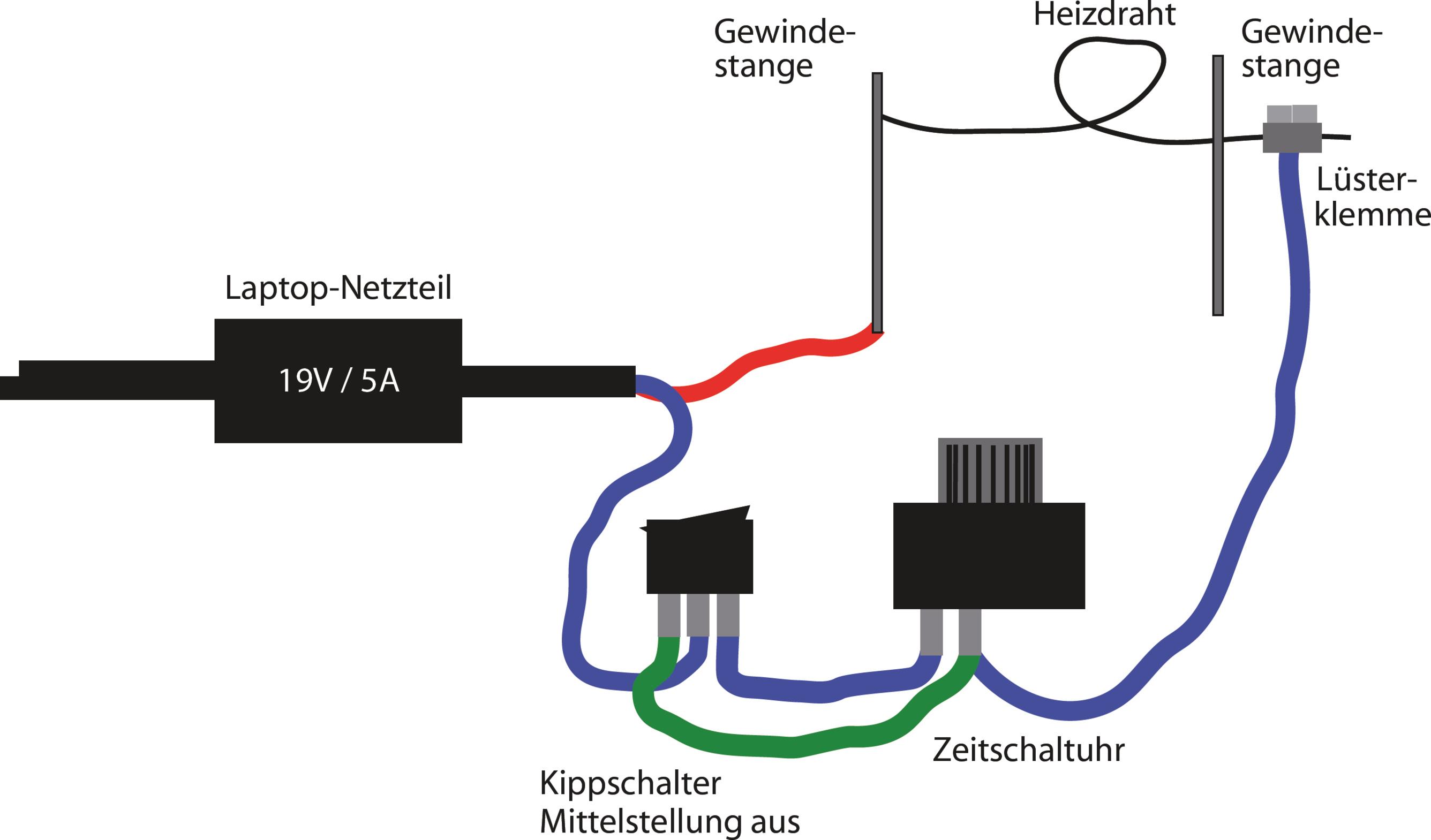 Fein Zwei Wege Schalter Schaltpläne Ideen - Elektrische Schaltplan ...