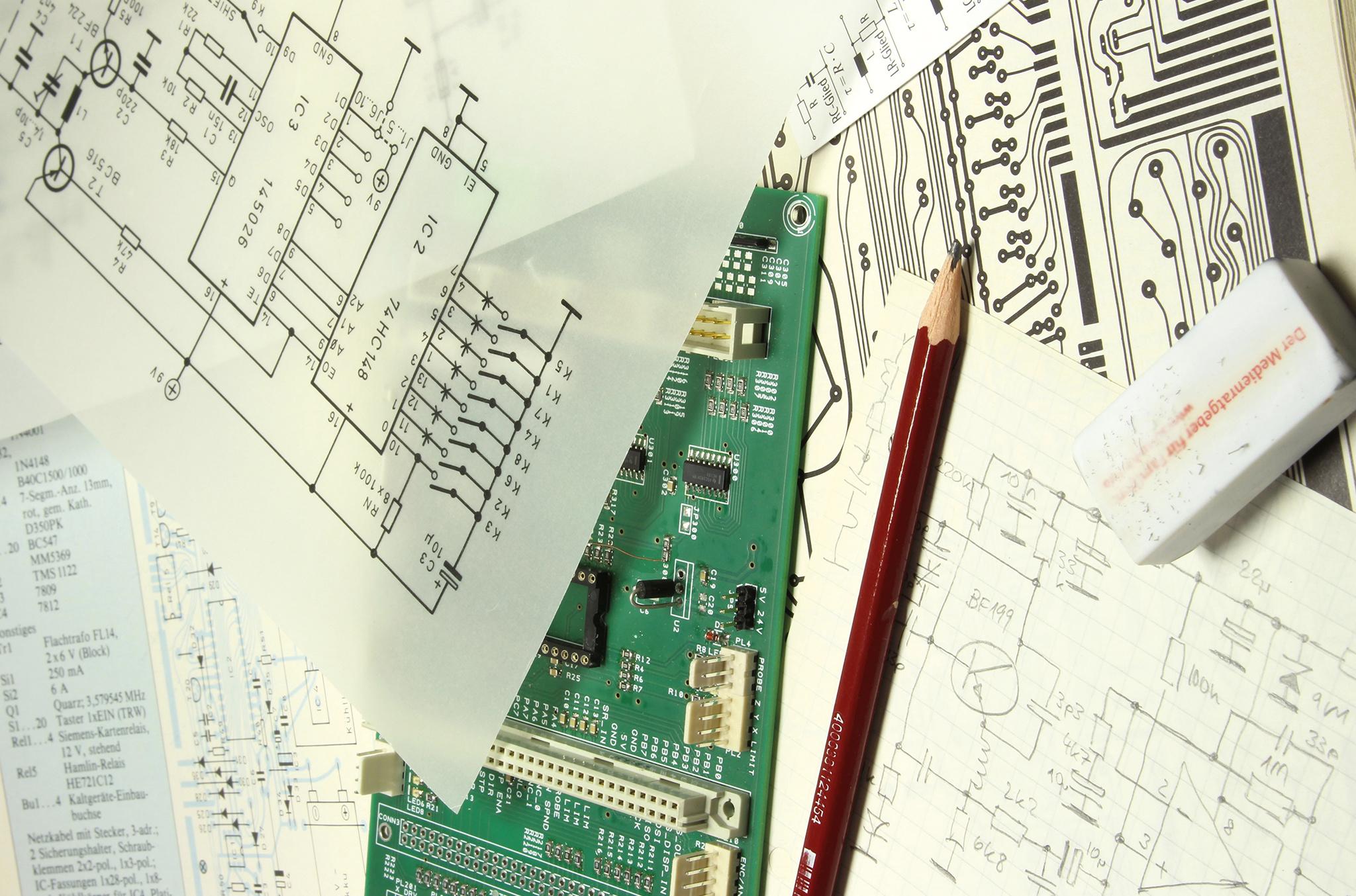 Schaltplan- und Platinenentwurf am Computer | Make Magazin | Heise ...