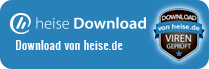 Waterfox, Download bei heise
